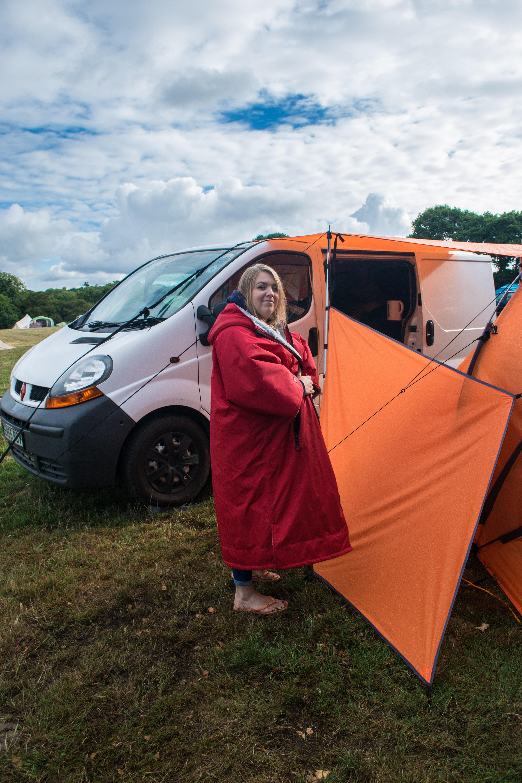 campervan accessory dryrobe