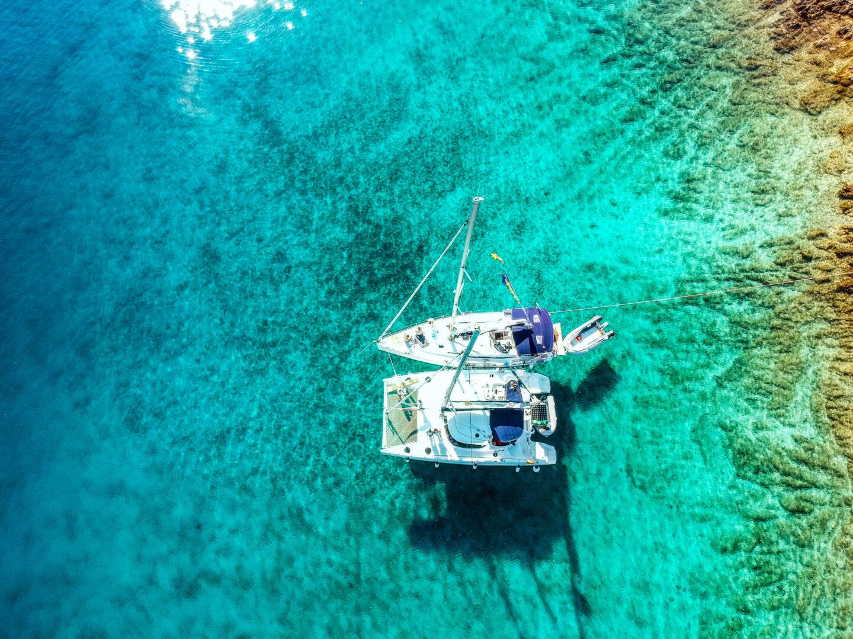 sailing around croatia with Medsailors
