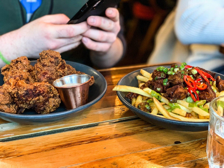 fried chicken carnaby