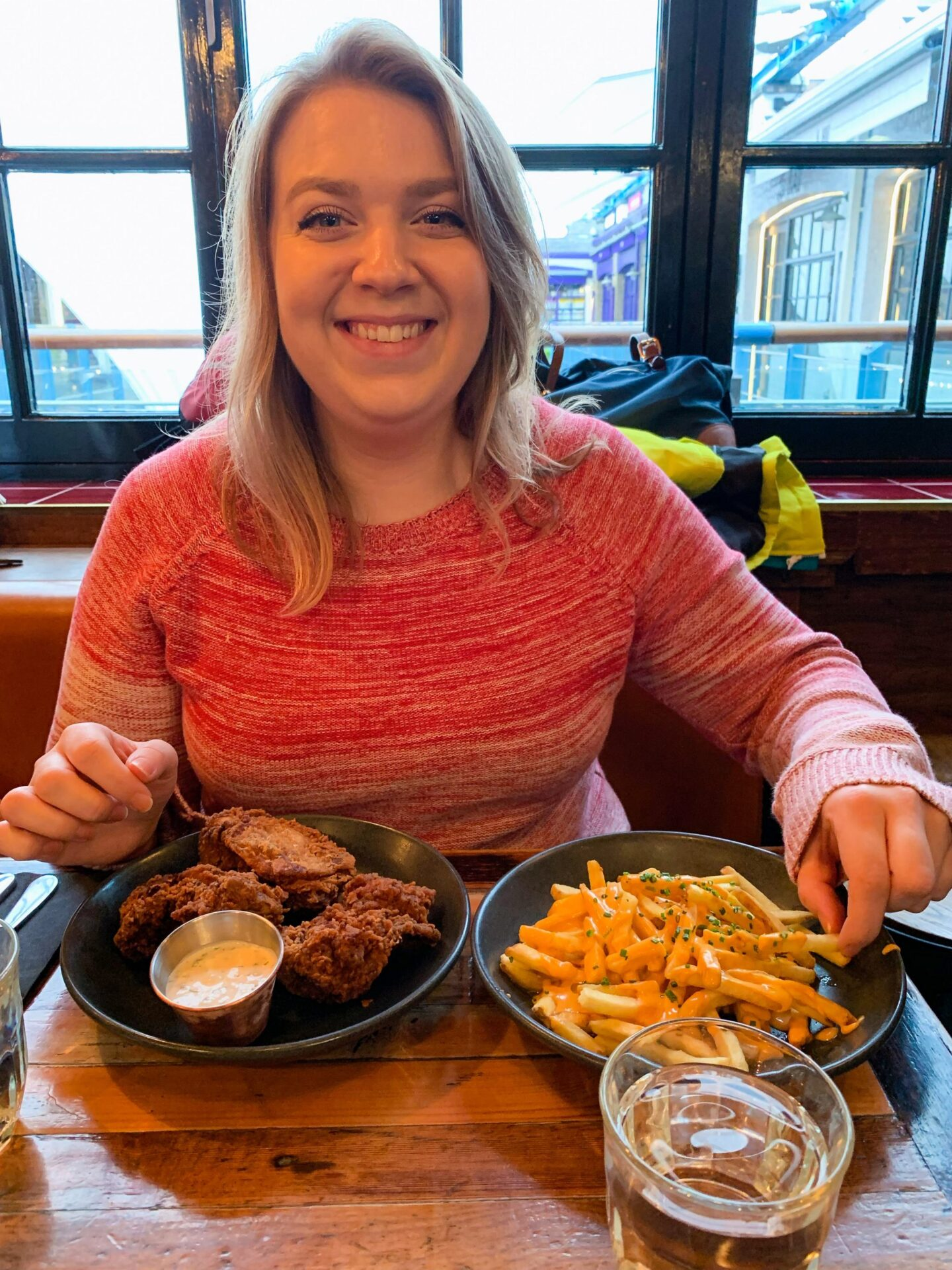 fried chicken london