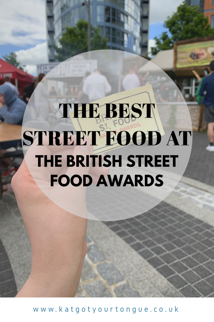 the best street food at the british street food awards