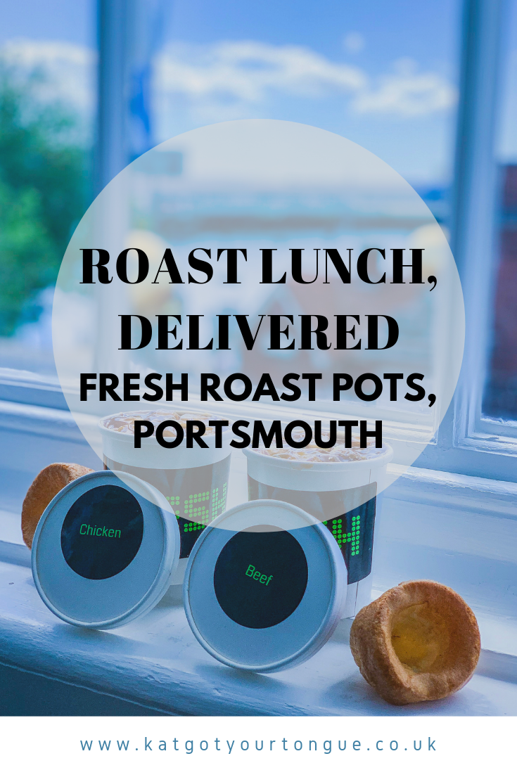 Roast lunch, delivered - Fresh Roast Pots, Portsmouth