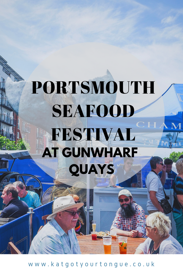 Portsmouth Seafood Festival at Gunwharf Quays