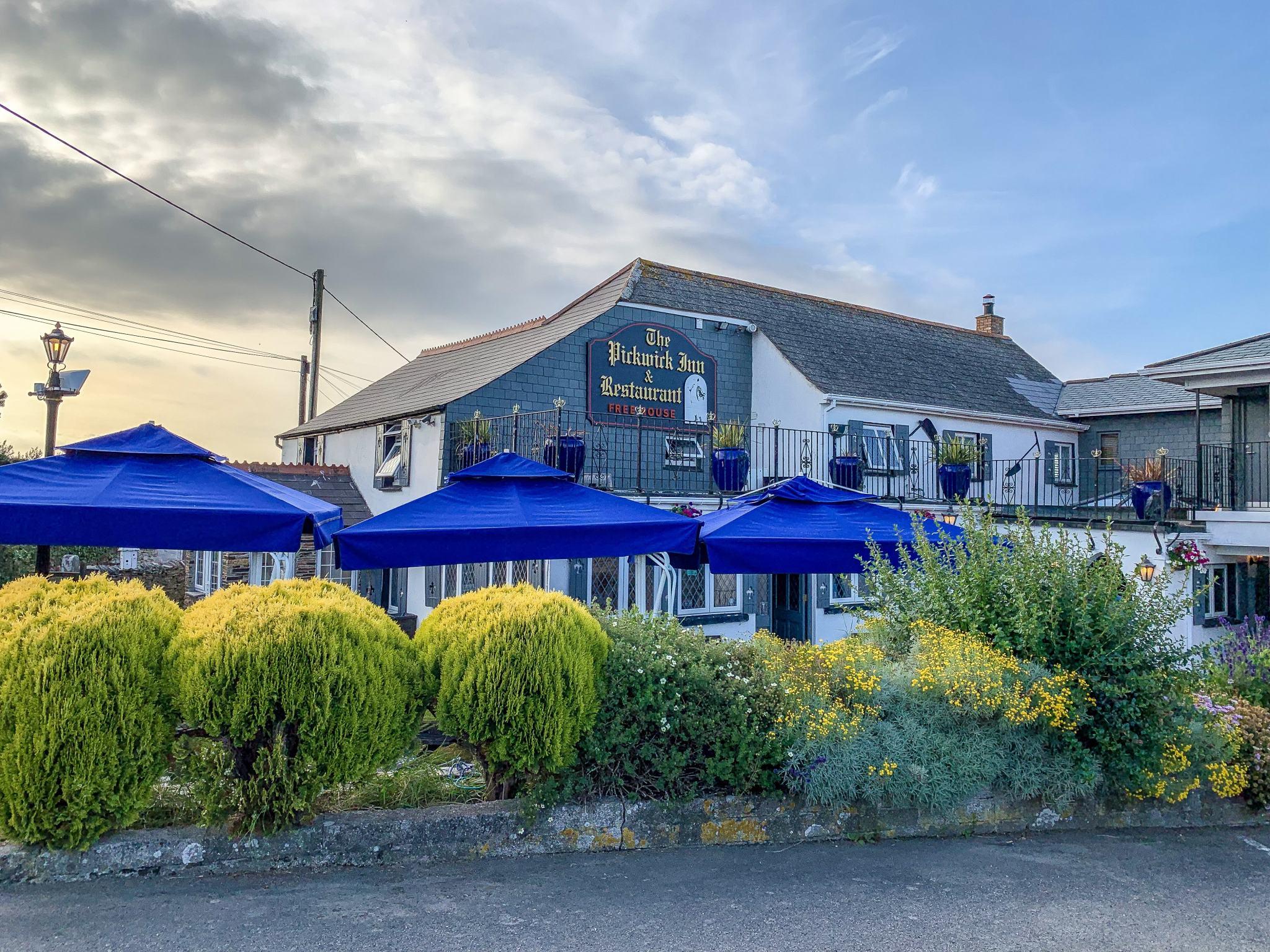 The Pickwick Inn, Cornwall
