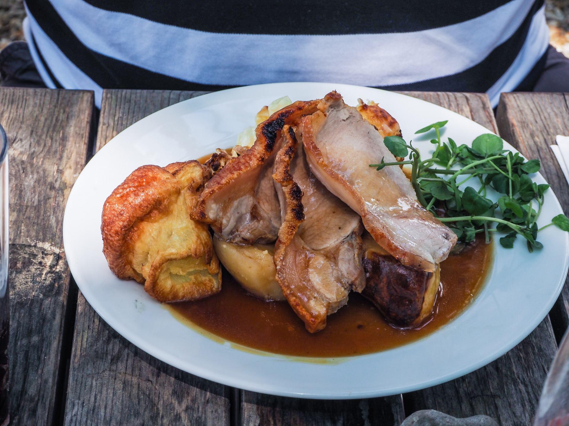 roast port at bistro 8