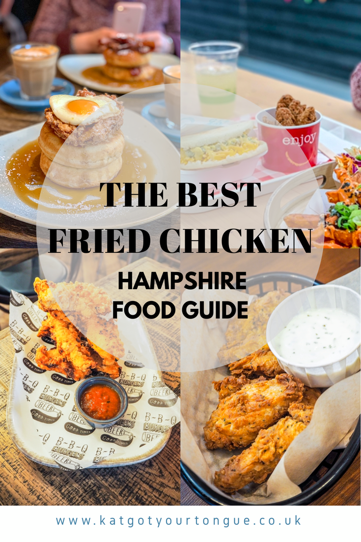 The Best Fried Chicken in Hampshire