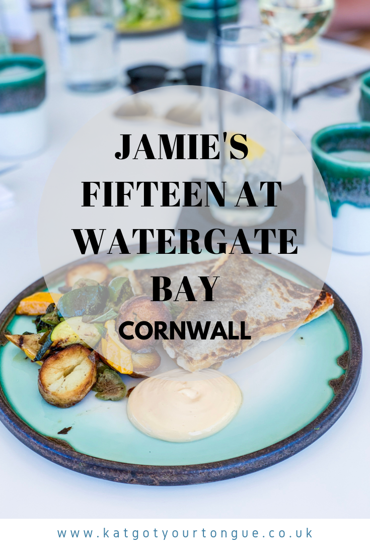 Jamie's Fifteen at Watergate Bay, Cornwall