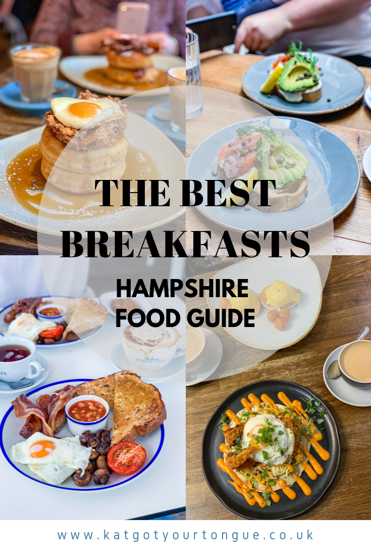 The Best Breakfasts in Hampshire - Hampshire Food Guide