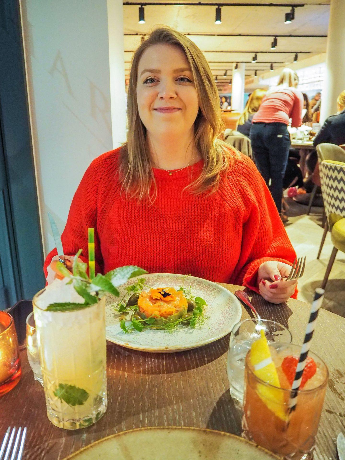 harbar on 6th - date night in Hampshire