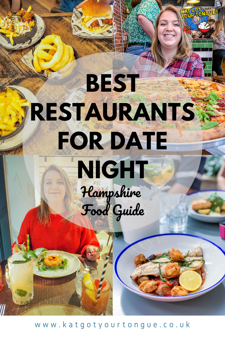 Best Restaurants for Date Night in Hampshire