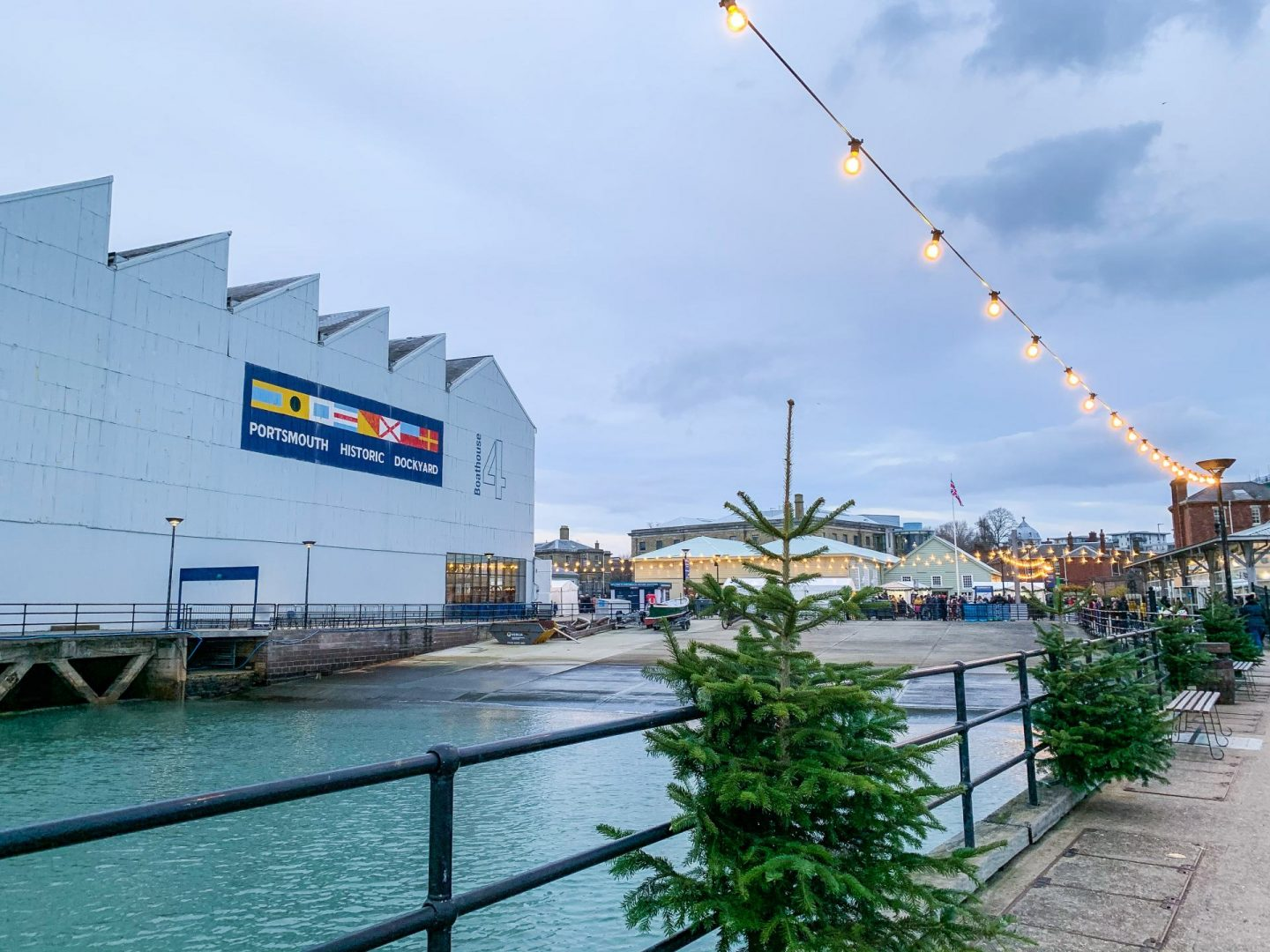 Victorian Festival of Christmas at Portsmouth Historic Dockyard