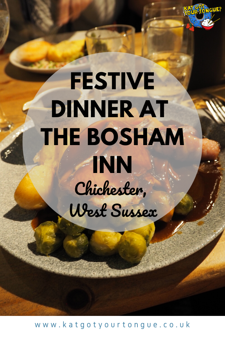 Festive Dinner at The Bosham Inn